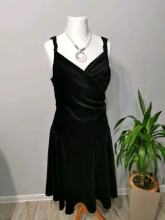 Nowa sukienka aksamitna rozm. 40 Matalan - Vinted Dresses, Fashion, Vestidos, Moda, Fashion Styles, Dress, Fashion Illustrations, Gown, Outfits