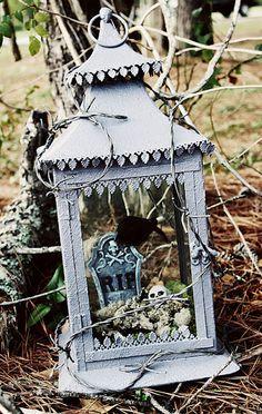 halloween lantern neat idea for cheap dollar store lanterns