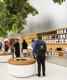 Apple Retail - Union Square Redesign, New Store