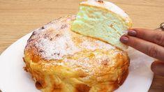 Wenn Sie Joghurt haben, machen Sie diesen einfachen Kuchen! Schnelles und leckeres Rezept Kuchen #57 - YouTube Cheesecake Recipes, Dessert Recipes, Bolo Fit, Pizza Snacks, Delicious Desserts, Yummy Food, Yogurt Cake, Sweet Cakes, Kefir