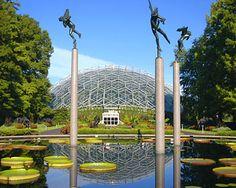 Botanical Gardens in St. Louis