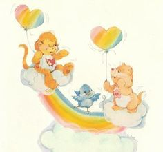 Image result for care bear journal