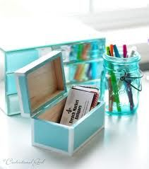 diy lacquered boxes - Google Search