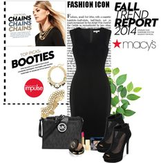 """""""Fall Wardrobe Upgrade with Macy's: Contest Entry"""" by polybaby on Polyvore"""