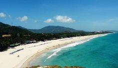 Playa Parguito Isla de Margarita  Venezuela