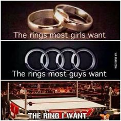 YES !!! If a guy took me to a WWE event let me just say back off he's mine !!!