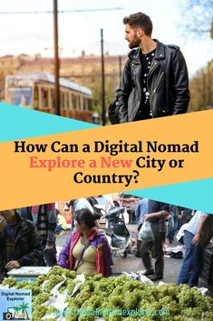 So how can a digital nomad explore a new city or country? Leadership, Entrepreneur, Lifestyle Sports, Blogger Lifestyle, Work Travel, Travel Jobs, Singapore Travel, Job Work, New City