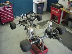 How to build a 100hp Go Kart... - NastyZ28.com