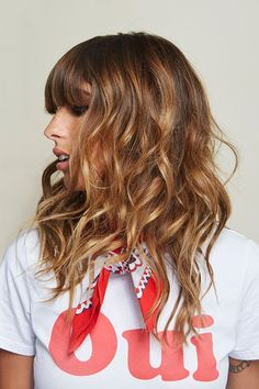 The wand wave via Refinery29.