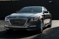 2015 Hyundai Genesis Spy