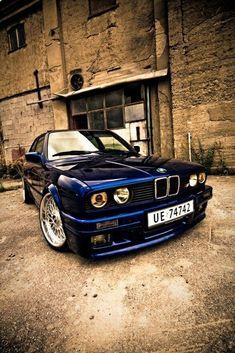 DO YOU LIKE VINTAGE? — BMW e30
