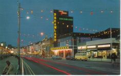 Margate's Dreamland Cinema and Seafront.