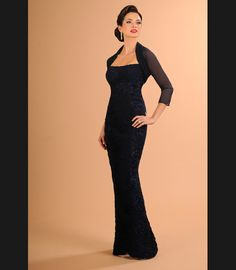 6a86bfeaace Daymor Couture 615 Mother of bride evening dress.