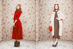 Ulyana Sergeenko,editor atGlamourRussia, photographer, and now fashion designer