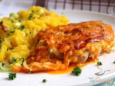 Slovak Recipes, Czech Recipes, Hungarian Recipes, Ethnic Recipes, Casserole Recipes, Meat Recipes, Cooking Recipes, Slovakian Food, Food 52