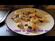 How to bake homemade hamster raisin cookies - YouTube