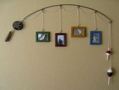 hanging the pictures