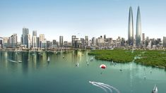 A massive new development on the Dubai waterfront will include the world's tallest twin skyscrapers, if developers Emaar Properties and Dubai Holdings can pull off this latest addition to the city's long list of unbuilt projects. We'll see if they get built. #NerdMentor