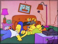 Fantastic The Simpsons Couch Gags Video Unemploymentrelief Wooden Chair Designs For Living Room Unemploymentrelieforg