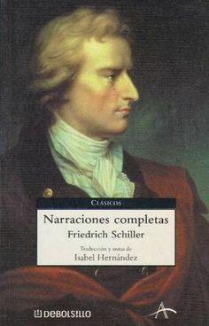 #BookDay Descarga: Friedrich Schiller - Narraciones completas  http://bibliotecaignoria.blogspot.com/2014/04/descarga-friedrich-schiller-narraciones.html#.U1gKYFV5Nic