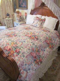 Ralph Lauren Villa Martine King Comforter Skirt Shams