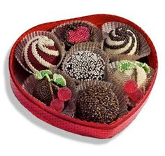 box of chocolates - Linda Rettich Designs