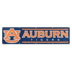 Auburn Tigers Giant Banner, Multicolor