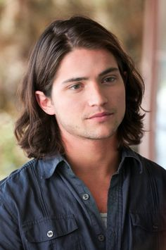 Thomas McDonell - This young actor reminds me of a cross between Johnny Depp and Brendan Fehr.