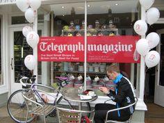 Caracoli printed balloon celebration!
