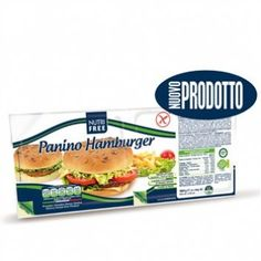 Ψωμάκια για Χάμπουργκερ 180gr (90X2) Nutri Free Sin Gluten, Gluten Free, Lactose Free Diet, Snack Recipes, Snacks, Hamburger, Chips, Free Products, Food