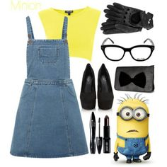 Dispicable me outfit
