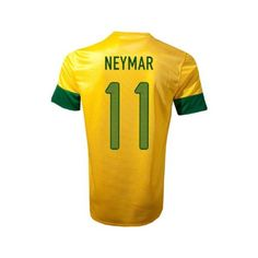 #11 NEYMAR Brazil Home 2012-14 Kid Soccer Jersey & Matching Short Set - For Youth Age: 10-12 Years Old - http://sportsfanplayground.com/9292-3203999011-B003Z855W2-11_NEYMAR_Brazil_Home_2012_14_Kid_Soccer_Jersey_Matching_Short_Set_For_Youth_Age_10_12_Years_Old.html