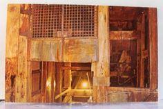 Colorado CO Cripple Creek Mollie Kathleen Gold Mine Postcard Old Vintage Card PC