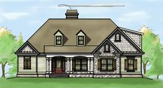 Coffered and Tray Ceilings - 92336MX | 1st Floor Master Suite, Bonus Room, Butler Walk-in Pantry, CAD Available, Corner Lot, Exclusive, Jack & Jill Bath, Mountain, Northwest, PDF, Vacation | Architectural Designs