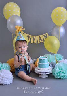 Sammi Chen Photography. Cake smash,Children,family, maternity, newborn photo,Eastvale CA