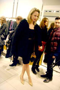 Модный блоггер Элин Клинг в Москве – Модные события - World Fashion Channel Event