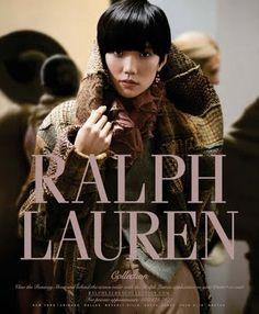 Ralph Lauren Ad Campaign Fall/Winter 2009  -  Nancy
