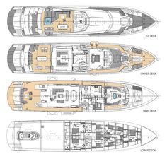 Mondo Marine signs contract for 40 metre SF40 superyacht - New Orders - SuperyachtTimes.com