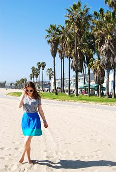 Venice Beach, Los Angeles, California. ..spent a week there when Linda lived there in 2002