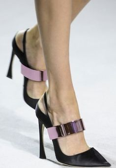 Dior's perfect pumps