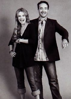 Chemistry - Keira Knightly and Matthew McFayden  (Elizabeth and Darcy)