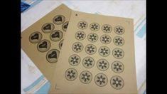 Video tutorial in Italiano :fare adesivi o stickers con silhouette cameo