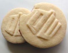 Make your own Doctor Who Jammie Dodgers