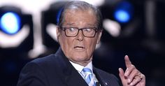 #Roger #Moore #dead aged 89...