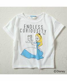 Right-on KIDS(ライトオン)の【Disney(ディズニー)】アリストネコTシャツ(Tシャツ/カットソー)|オフホワイト