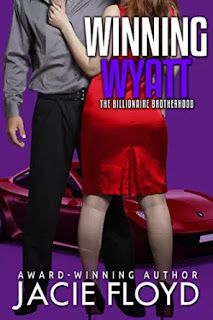 Awesome Novels: Winning Wyatt by @JacieFloyd 99¢ #Kindle #Romance