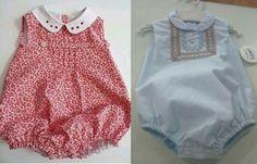 25 Moldes e Passo a Passo de Como Costurar Vestidos de Bebê e Criança