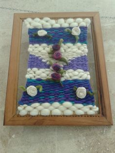 Tapestry Weaving, Lana, Diy And Crafts, Cactus, Facebook, Frame, Inspiration, Home Decor, Farmhouse Rugs