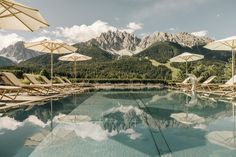 Hotel Review Naturhotel Leitlhof, Innichen - The Chill Report Entspannendes Bad, South Tyrol, Das Hotel, Hotel Reviews, Italy, River, Photography, Outdoor, Pools