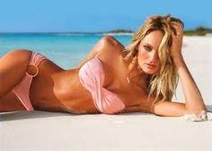 Sexy en la playa!